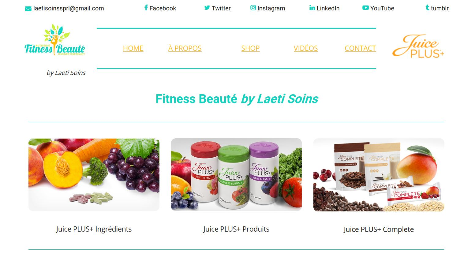 Fitness Beauté by Laeti Soins