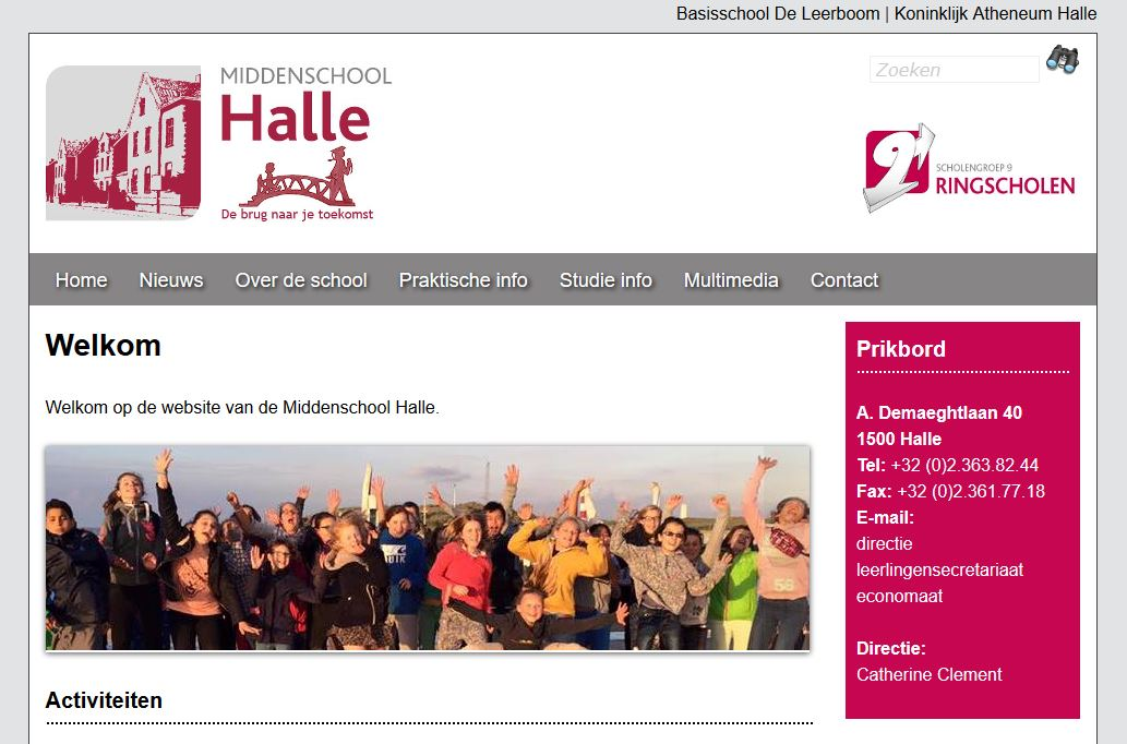 Middenschool Halle