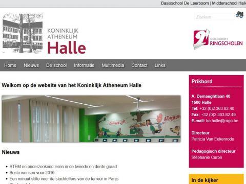 Koninklijk Atheneum Halle