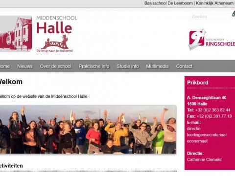 Middenschool Halle